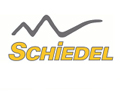 Дымоходные и вентиляционные системы Schiedel, Керамическая дымоходная система для многоквартирных домов с индивидуальным отоплением, Система санации дымовых труб для всех типов отопительных приборов и всех видов топлива, Дымоходная система для печей.